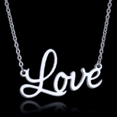 The Love Pendant Stainless