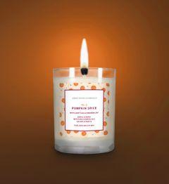 No.9 Non-GMO Soy Candle Pumpkin Spice