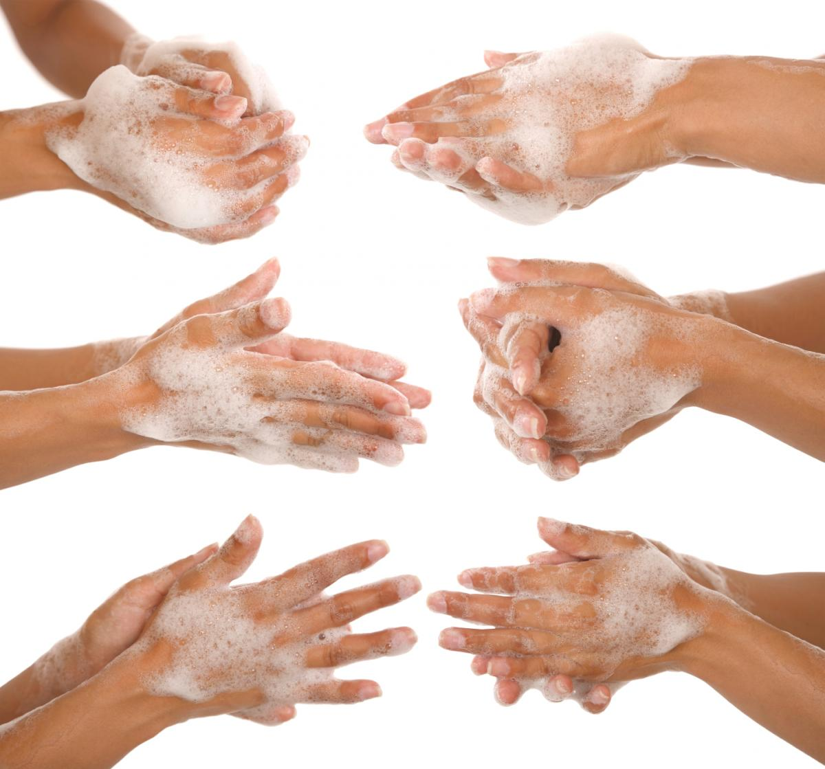 When & How to Use Hand Sanitizer in Community Settings